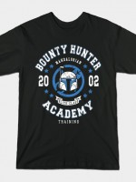 BOUNTY HUNTER ACADEMY 02 T-Shirt