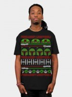 Boba Fett Christmas T-Shirt