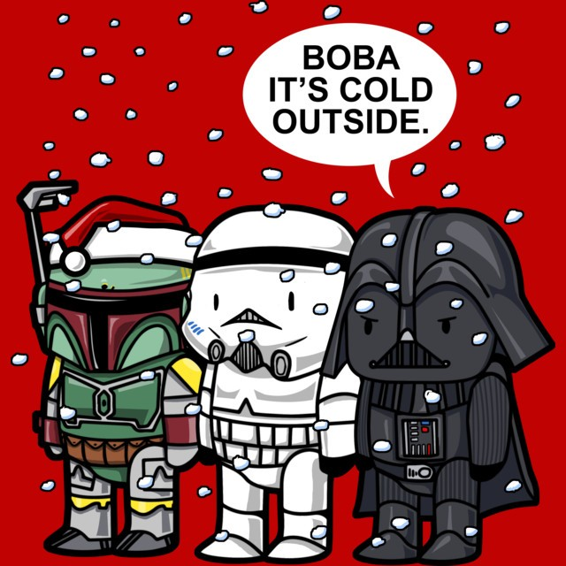 Boba, It's Cold Outside
