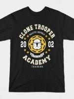 CLONE TROOPER ACADEMY 02 T-Shirt