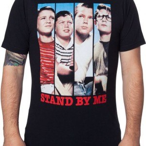 Character Strips Stand By Me