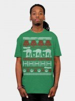 Christmas on Hoth T-Shirt