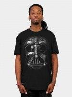 Darth Vader Pixel Face T-Shirt