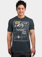 Darth Vader's Tie Fighter T-Shirt