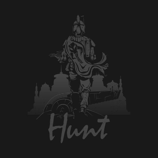 HUNT (BLACKOUT EDITION)