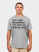 Here to Rescue You T-Shirt