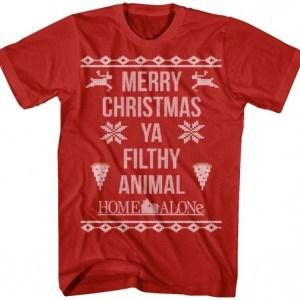 Home Alone Filthy Animal Christmas