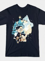 Island of Misfit Wizards T-Shirt