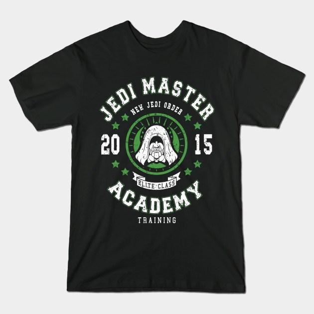 JEDI MASTER ACADEMY 15