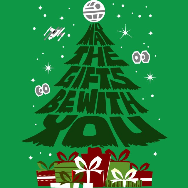 May the Gifts Be With You