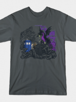 And Now You will deal with me, O' Doctor T-Shirt
