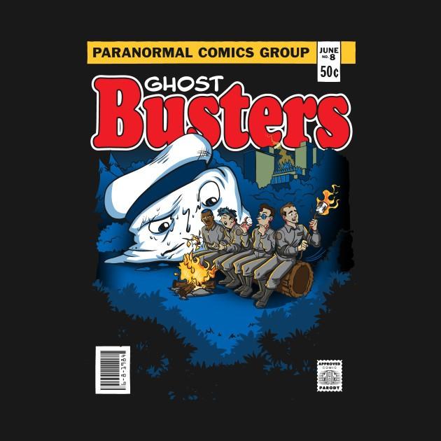 PARANORMAL COMICS PRESENTS