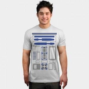 R2-D2 Uniform