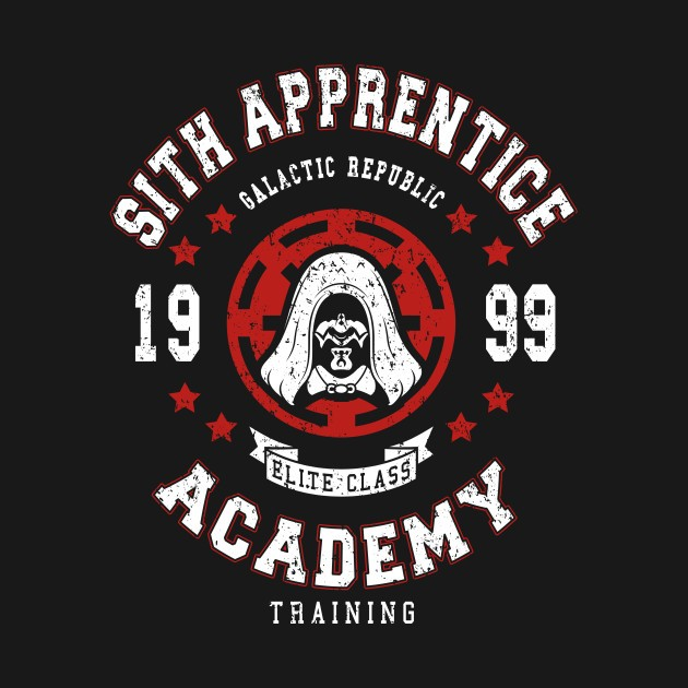 SITH APPRETINCE ACADEMY 99
