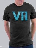 Seven (Blue Variant) T-Shirt