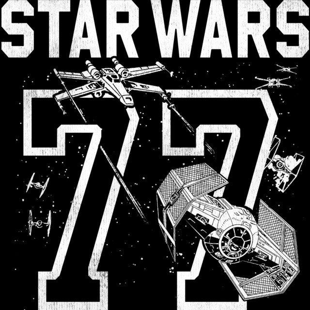 Star Wars 77 Athletic Print