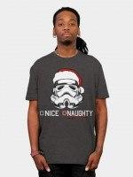 Stormtrooper Naughty List T-Shirt
