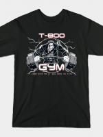 T-800 Gym T-Shirt