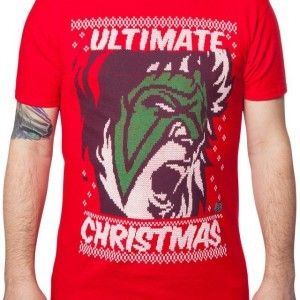 Ultimate Warrior Christmas