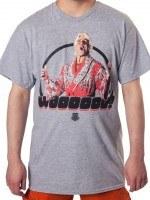 Wooooo Ric Flair T-Shirt