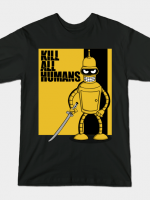 Kill All Humans T-Shirt