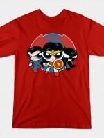 Powderpuff Trinity T-Shirt