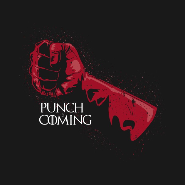 PUNCH IS COMING