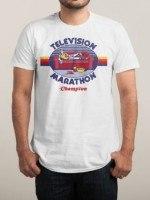 TELEVISION MARATHON CHAMPION T-Shirt