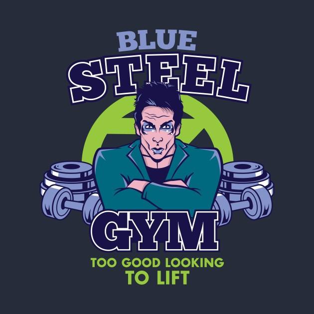 BLUE STEEL GYM