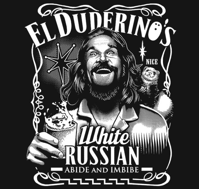 Duderino White Russian