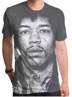 Karl Ferris Jimi Hendrix Sublimated T-Shirt