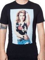 Kelly Bundy Married With Children T-Shirt
