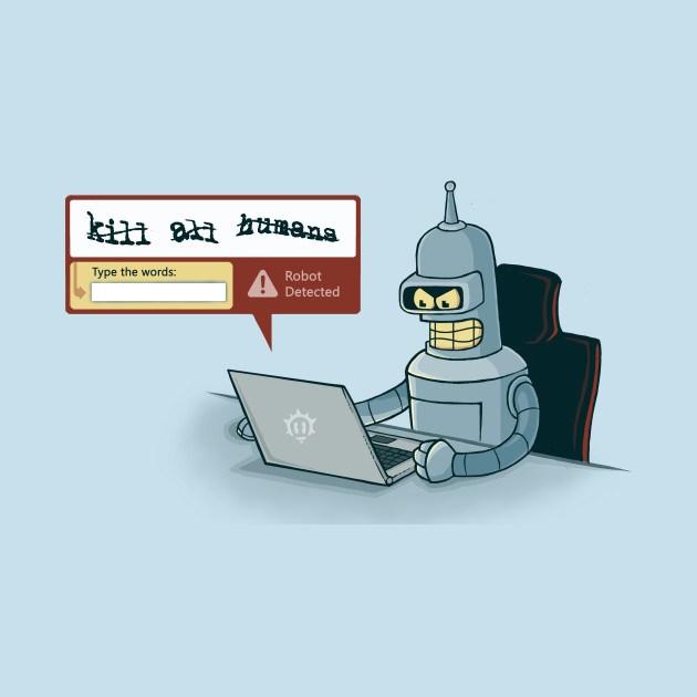 ROBOT DETECTOR