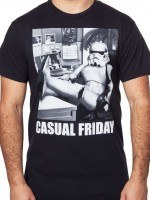 Star Wars Stormtrooper Casual Friday T-Shirt