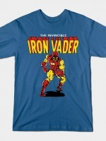 THE INVINCIBLE VADER T-Shirt