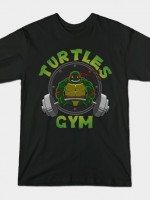 TURTLES GYM T-Shirt