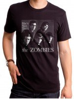 The Zombies She's Not There T-Shirt