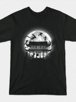 ALIEN VS PREDATOR IN JAPAN T-Shirt