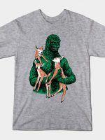 FAWNS MEET KAIJU - PET PRIDE T-Shirt
