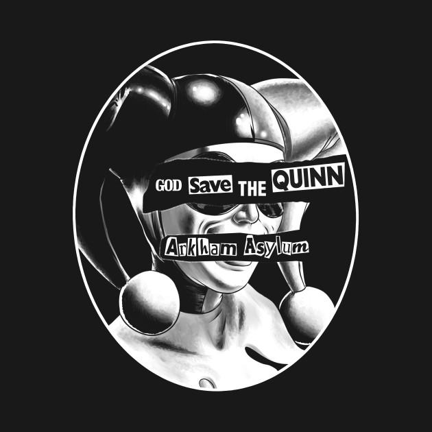 God save the Quinn