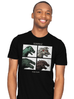 Godzillaz - Kaiju Days T-Shirt