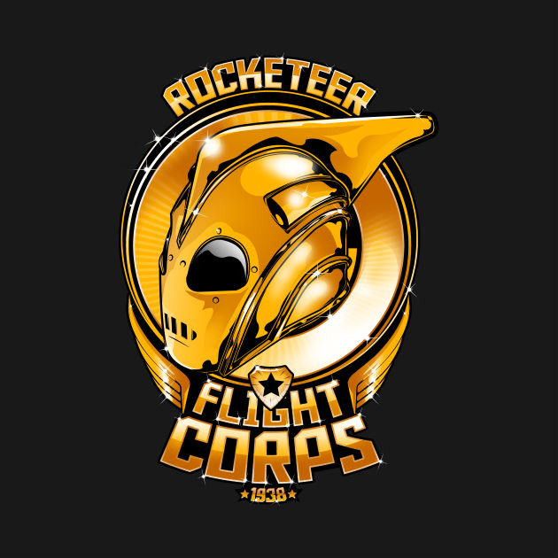 ROCKETEER FLIGHT CORPS