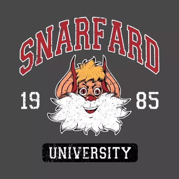 SNARFARD UNIVERSITY
