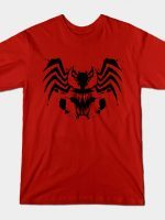 Rorschach Symbiote T-Shirt
