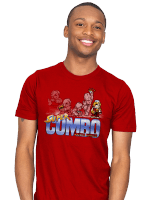 Super Combo With Fries T-Shirt