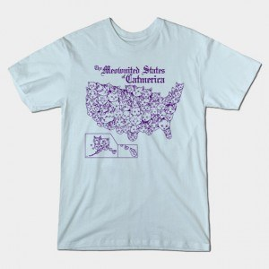 THE MEOWNITED STATES OF CATMERICA