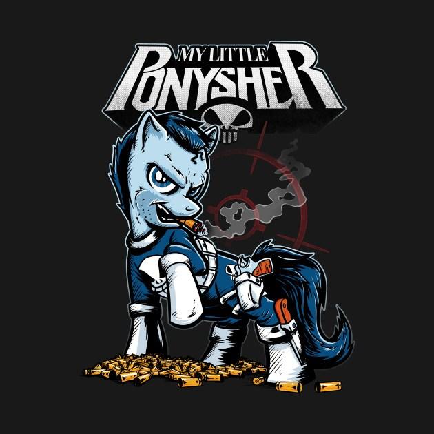 THE PONYSHER