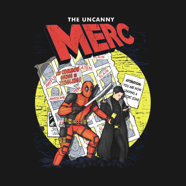 The Uncanny Merc