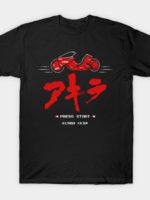 8-Bit Neo Tokyo T-Shirt