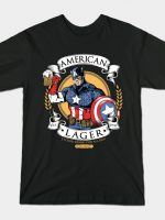 AMERICAN LAGER T-Shirt